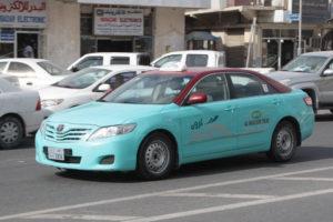Karwa taxi
