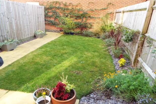 50 Goods Yard Back Garden